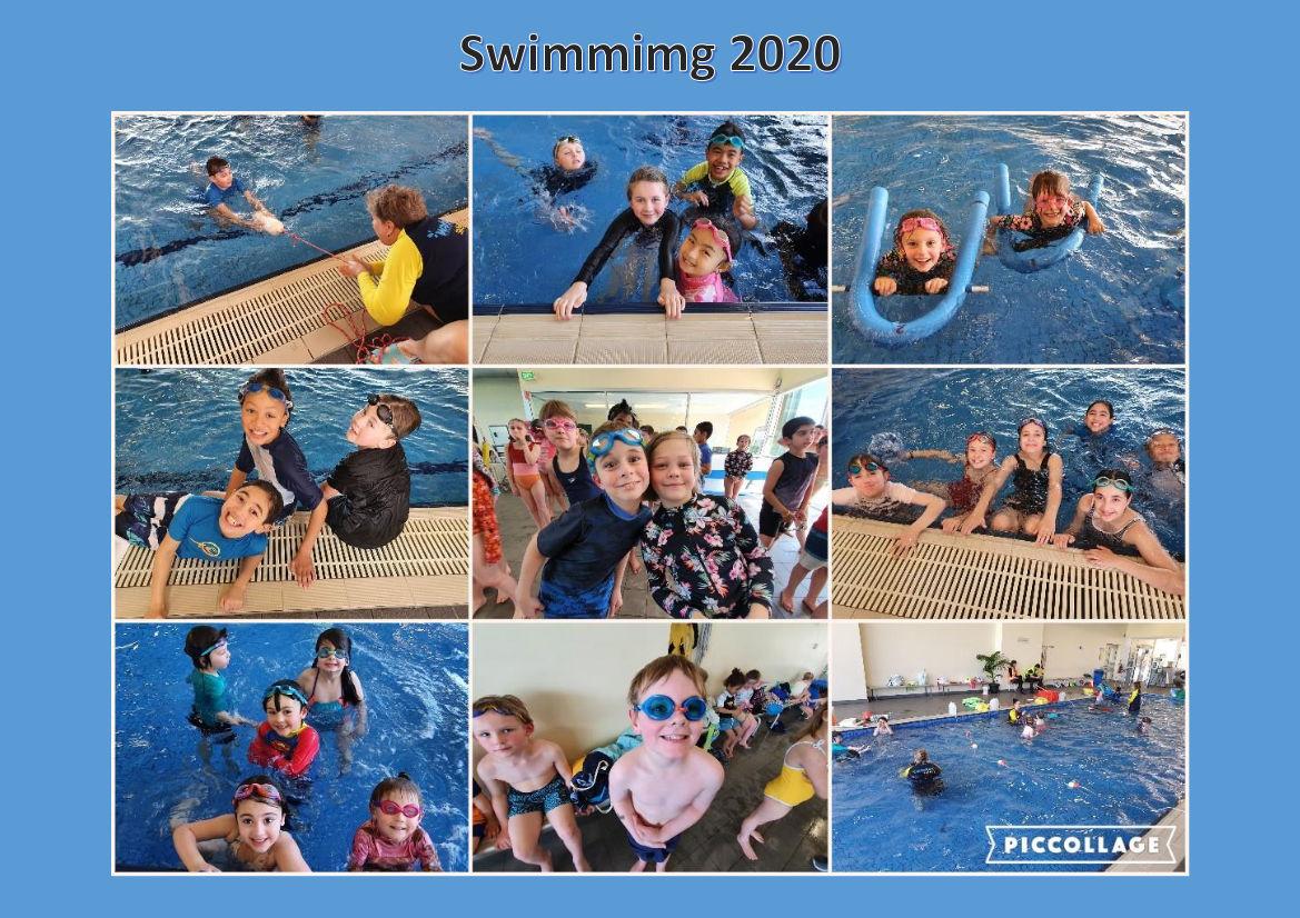 Swimming 2020